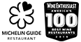 Michelin Guide and Wine Spectator 100